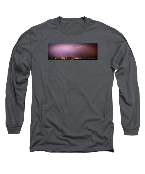 Summer Lightning Long Sleeve T-Shirt