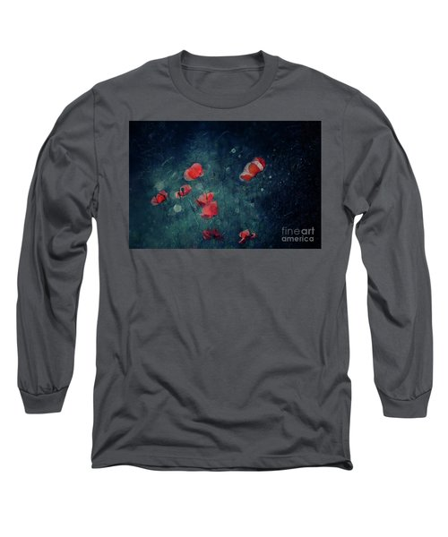 Summer Night Long Sleeve T-Shirt