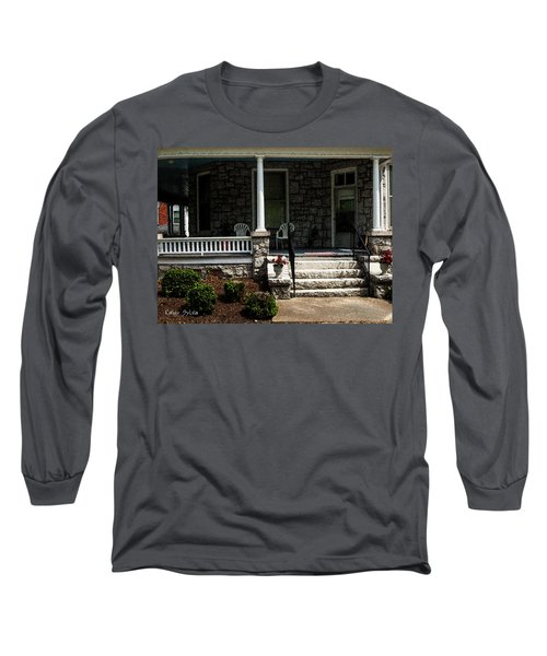 Summer Porch Long Sleeve T-Shirt