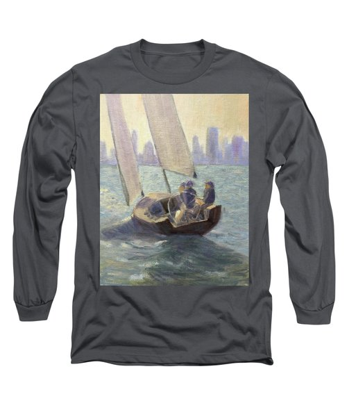 Summer Sail Long Sleeve T-Shirt