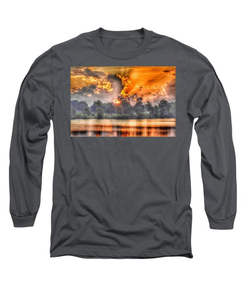 Summer Sunrise Number 1 - 2019 Long Sleeve T-Shirt
