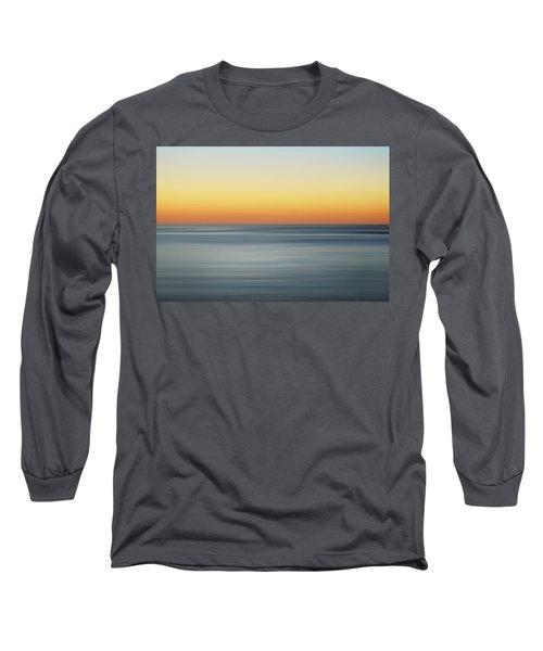 Summer Sunset Long Sleeve T-Shirt by Az Jackson