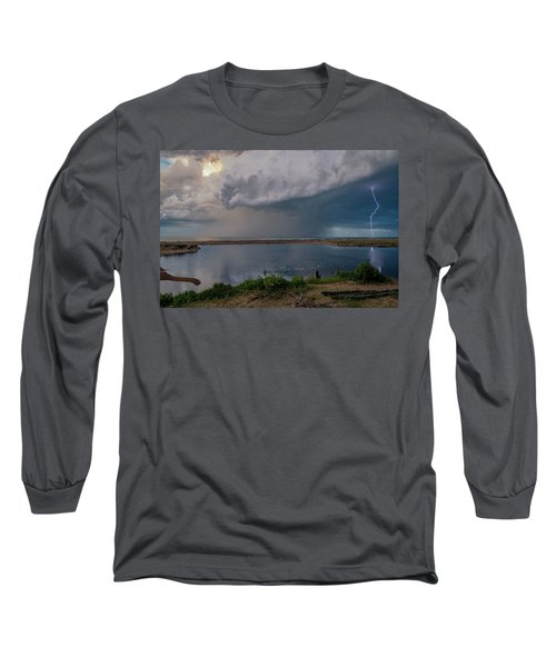 Summer Thunderstorm Long Sleeve T-Shirt