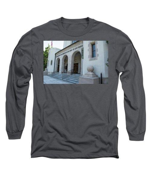 Summerall Chapel II Long Sleeve T-Shirt by Ed Waldrop