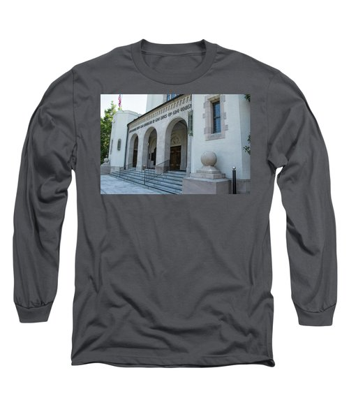 Summerall Chapel II Long Sleeve T-Shirt