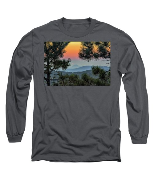 Sun Appears Long Sleeve T-Shirt