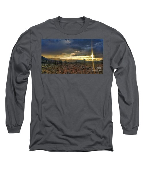 Sun Blade Long Sleeve T-Shirt