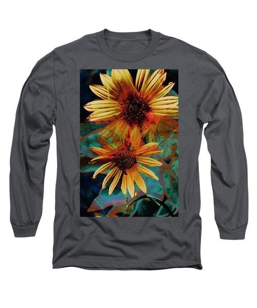 Sun Godess Long Sleeve T-Shirt