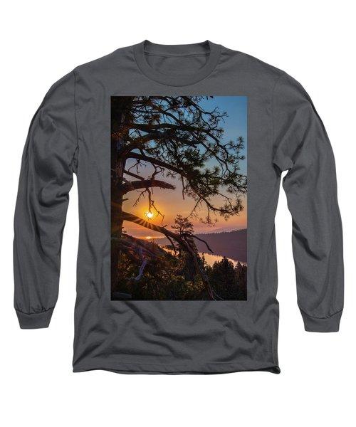 Sun Ornament Long Sleeve T-Shirt