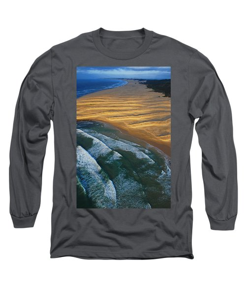 Sun Rise Coast  Long Sleeve T-Shirt