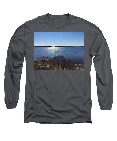 Sun Shiny Casco Bay Long Sleeve T-Shirt