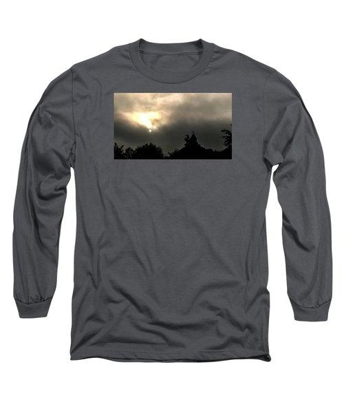 Sun Through Fog Long Sleeve T-Shirt