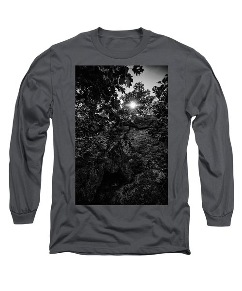 Sun Through The Trees Long Sleeve T-Shirt