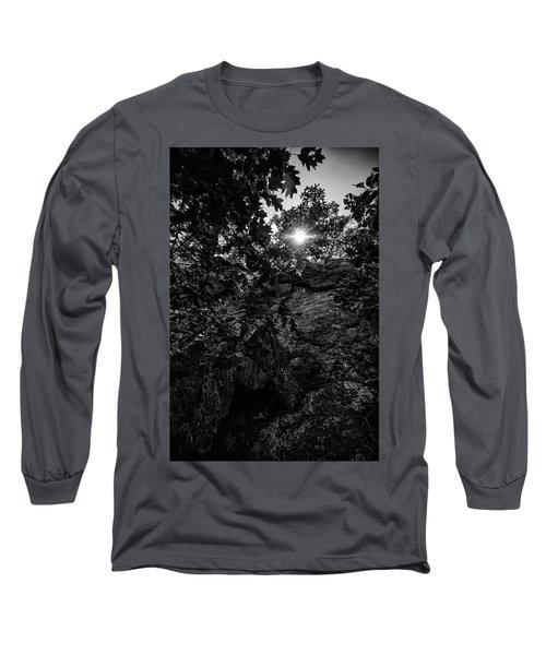 Sun Through The Trees Long Sleeve T-Shirt