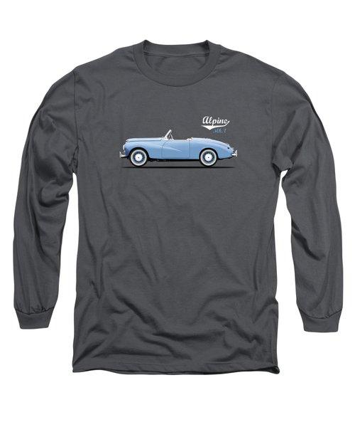 Sunbeam Alpine Sport 1953 Long Sleeve T-Shirt