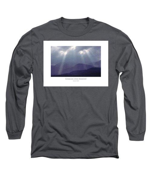 Sunbeams Over Derwent Long Sleeve T-Shirt