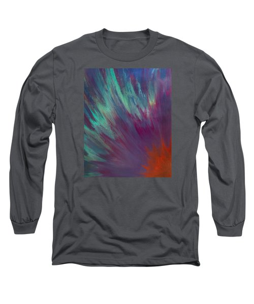 Sunburst Aura Long Sleeve T-Shirt