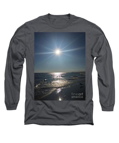 Sunburst Reflection Long Sleeve T-Shirt