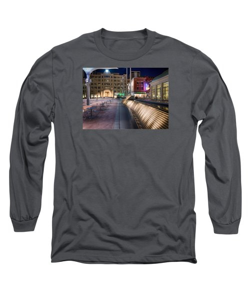 Sundance Square 01715 Long Sleeve T-Shirt