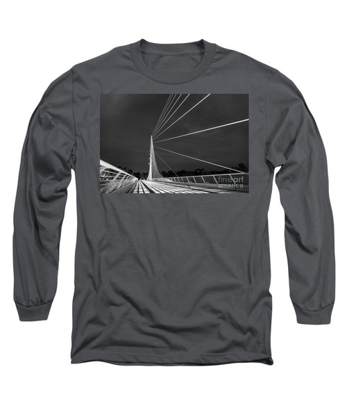 Sundial Bridge 2 Long Sleeve T-Shirt