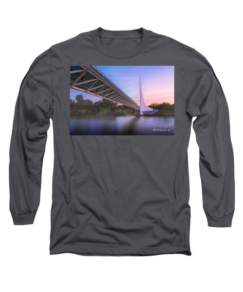 Sundial Bridge 6 Long Sleeve T-Shirt