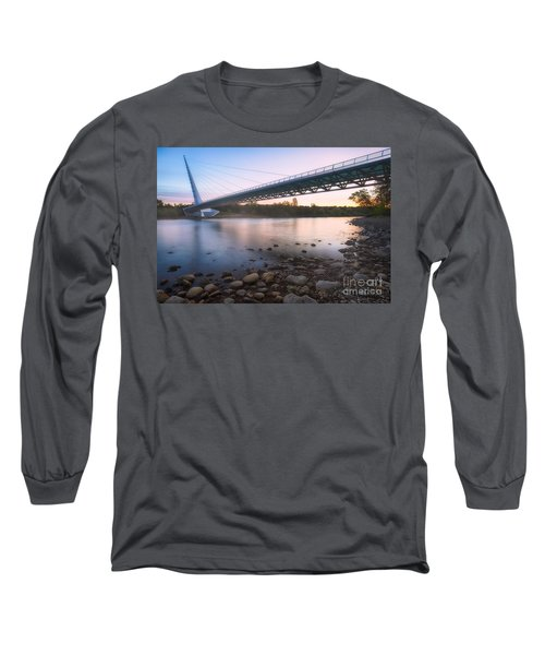 Sundial Bridge 7 Long Sleeve T-Shirt