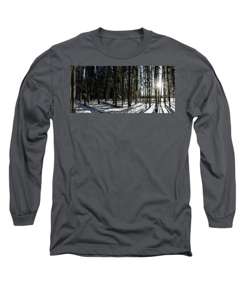 Sundial Forest Long Sleeve T-Shirt