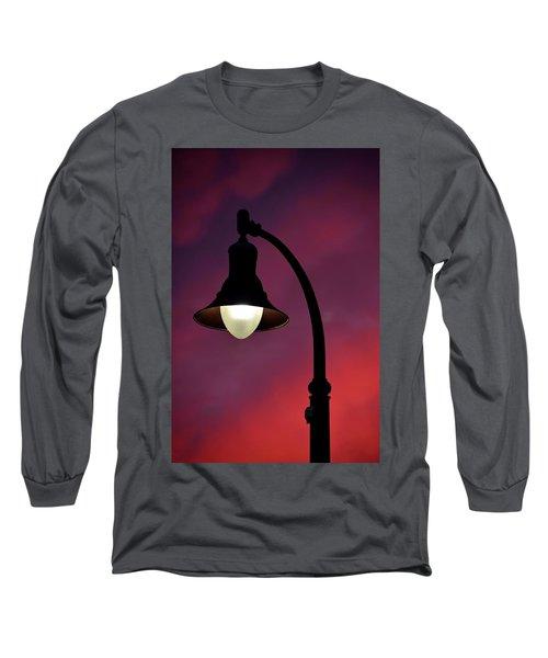 Sundowner Long Sleeve T-Shirt by Newel Hunter