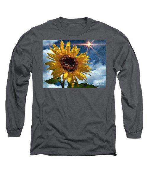 Sunflower Brilliance II Long Sleeve T-Shirt