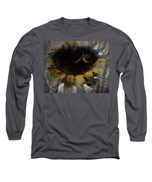 Sunflower Canvas Long Sleeve T-Shirt