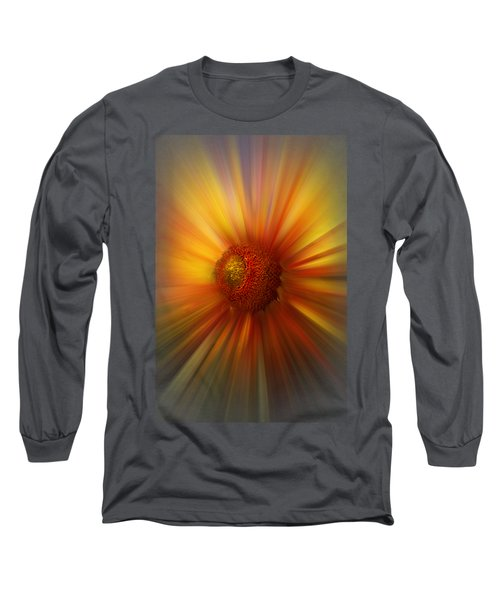 Sunflower Dawn Zoom Long Sleeve T-Shirt