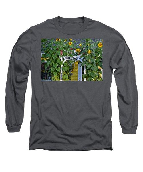 Sunflower Roads Long Sleeve T-Shirt