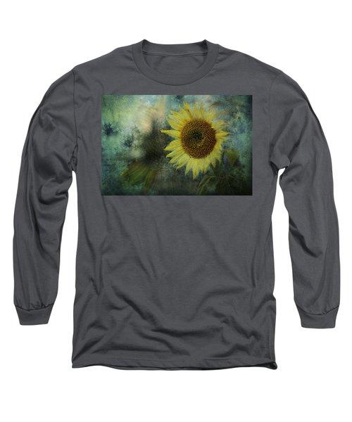 Sunflower Sea Long Sleeve T-Shirt