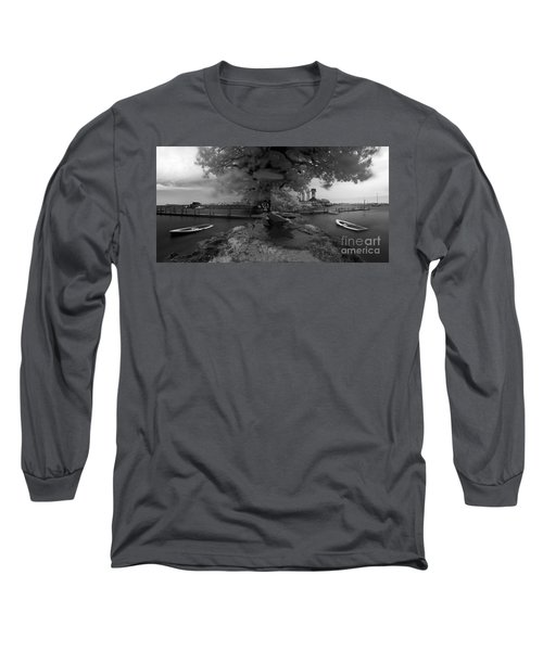 Sunken Boats Long Sleeve T-Shirt