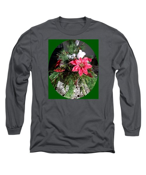 Sunlit Centerpiece Long Sleeve T-Shirt by Sharon Duguay