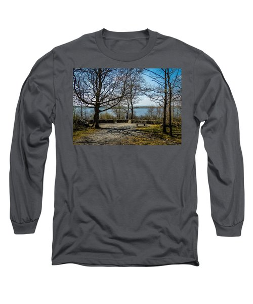 Sunny Afternoon At Lough Coole Long Sleeve T-Shirt