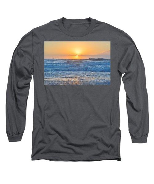 Sunrise 18th Of June Long Sleeve T-Shirt