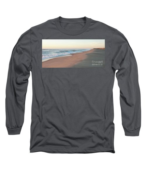 Sunrise At Nauset Long Sleeve T-Shirt