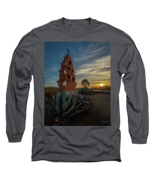 Sunrise At San Miguel Long Sleeve T-Shirt