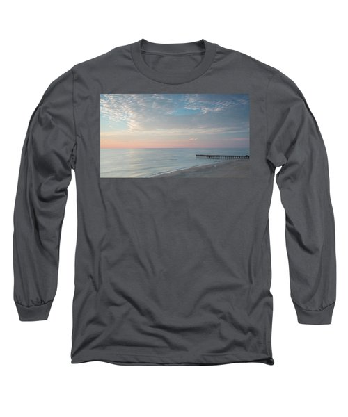 Sunrise At Sandbridge, Va Long Sleeve T-Shirt