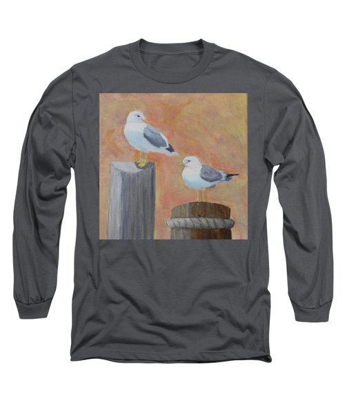Sunrise Delight Long Sleeve T-Shirt