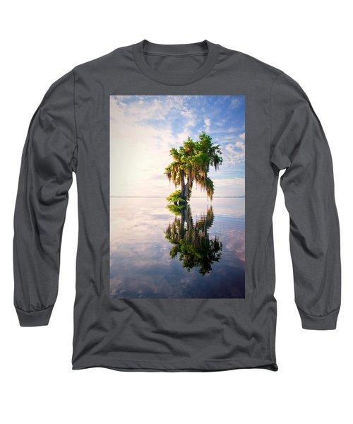 Sunrise Dip #2 Long Sleeve T-Shirt