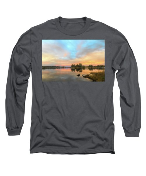 Sunrise, From The West Long Sleeve T-Shirt