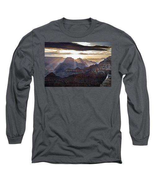 Sunrise Grand Canyon Long Sleeve T-Shirt