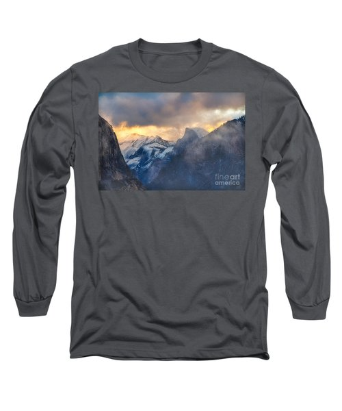 Sunrise Half Dome Long Sleeve T-Shirt