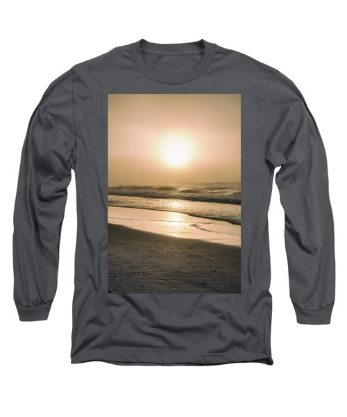 Long Sleeve T-Shirt featuring the photograph Sunrise In Orange Beach  by John McGraw