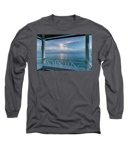 Sunrise, Ocho Rios, Jamaica Long Sleeve T-Shirt