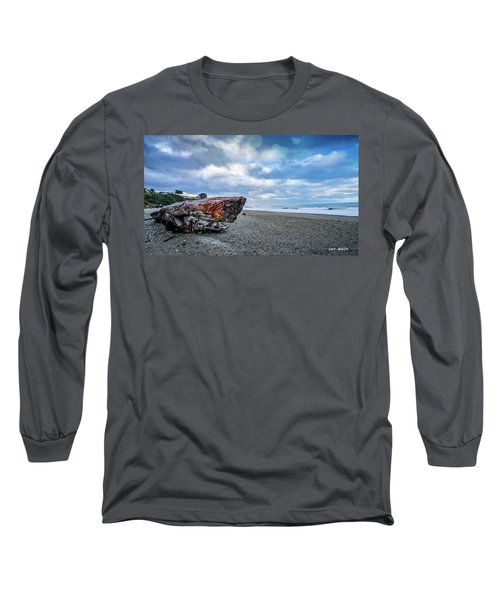 Sunrise On Brookings Long Sleeve T-Shirt