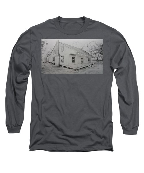 Sunrise Plantation  Long Sleeve T-Shirt