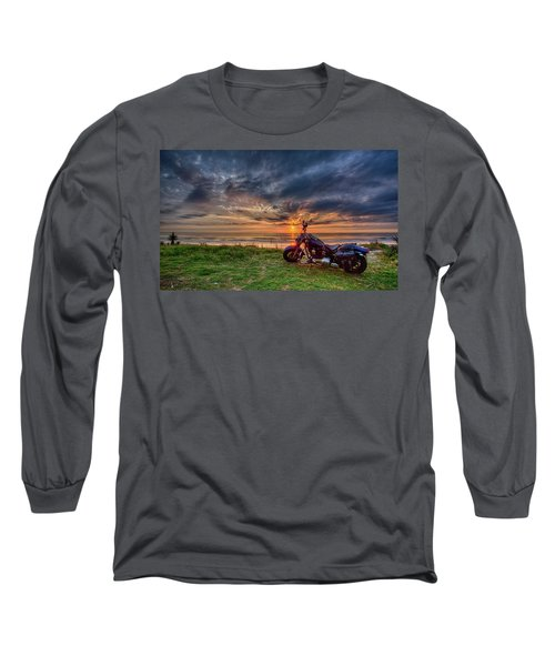Sunrise Ride Long Sleeve T-Shirt